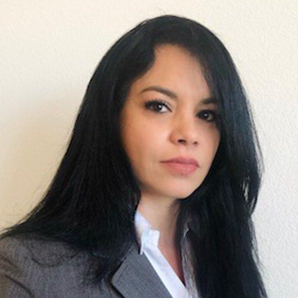 Mabel Avila Peña, Director of Operations (B Street) and Accredited Representative