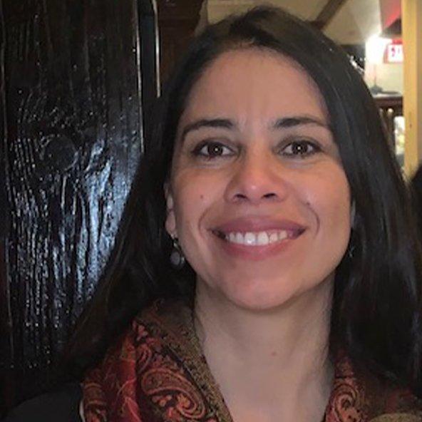 Rosa Azucena Becerra Ibarra (Suzy Becerra), Accredited Representative